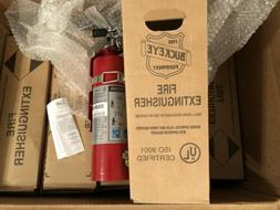 10X Fire Extinguisher 2.5Lb ABC Dry Chemical Rechargeable DO