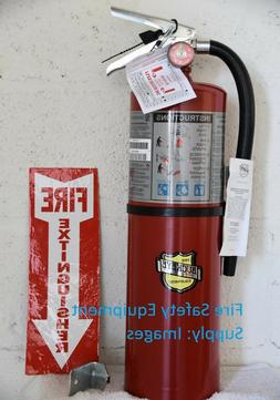 2-NEW CERTIFIED 2019-10lb ABC FIRE EXTINGUISHER RATED 4-A:80