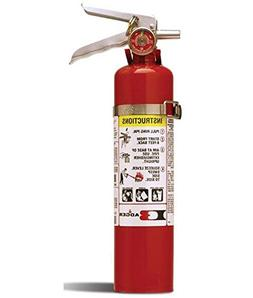 Badger 22430B Standard 2 1/2 lb ABC Fire Extinguisher w/ Veh