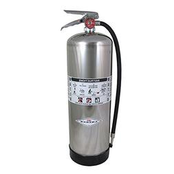 Amerex 240, 2.5 Gallon Water Class A Fire Extinguisher by Am