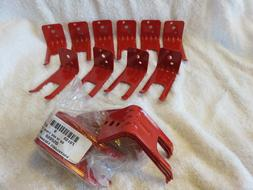 25-FORK STYLE WALL MOUNT 5 & 10 lb SIZE FIRE EXTINGUISHER  B
