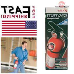 Kidde Pro 340 Commercial Residential 3-A:40-B:C Dry Chemical