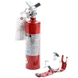 4) 2.5 Lb Fire Extinguisher ABC Dry Chemical Rechargeable DO