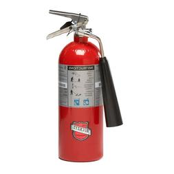 Buckeye 45100 Carbon Dioxide Hand Held Fire Extinguisher wit