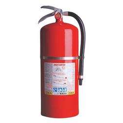 KIDDE 468003 ProPlus 20 MP Dry-Chemical Fire Extinguisher  2