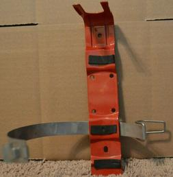 5 lb. BADGER FIRE EXTINGUISHER VEHICLE/MARINE STRAP BRACKET