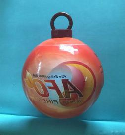 AFO Safety Hanging Fire Extinguisher Ball Easy Throw Stop Fi