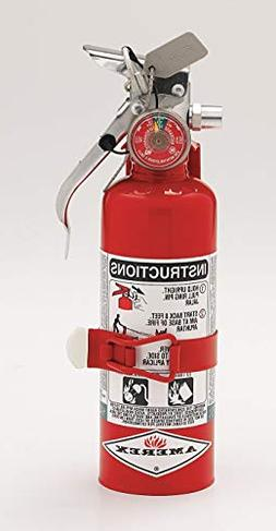 Amerex Halotron Fire Extinguisher with 1.4 lb. Capacity and