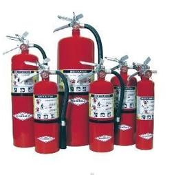 Amerex B402, 5lb ABC Dry Chemical Class A B C Fire Extinguis