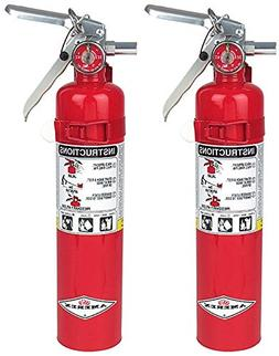 Amerex B417 BHLMPOI, 2.5lb ABC Dry Chemical Class A B C Fire
