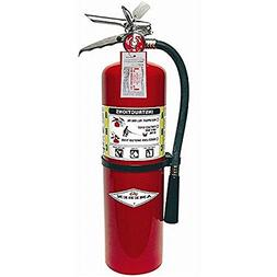 Amerex B456 ABC Dry Chemical Fire Extinguisher with Aluminum