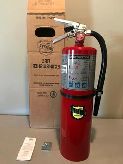 Brand New 10lb Buckeye Fire Extinguisher ABC Dry Chemical 4A