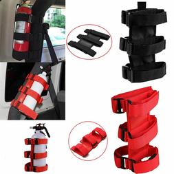Car Fire Extinguisher Auto Fixed Holder For Jeep Wrangler CJ