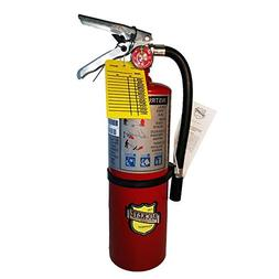 5 Lb. Type ABC Dry Chemical Fire Extinguisher with 1 - Vehi