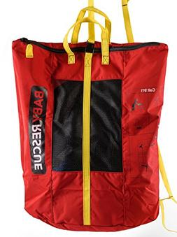 Baby Rescue Emergency Rapid Evacuation Device - Red