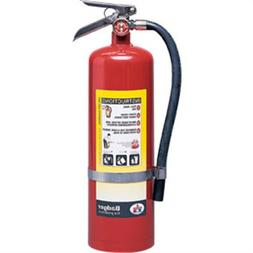 Badger Extra 10 lb ABC Extinguisher w/ Wall Hook 23396 Fire