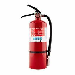 First Alert FE2A10GR Large Home Fire Extinguisher Red