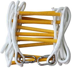 Fire Escape Ladder 2 Story 16 Foot – Solid Flame Resistant