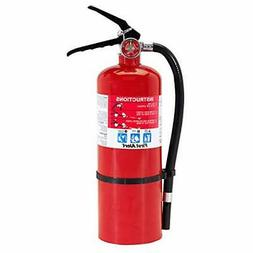 Fire Extinguisher, 5 lb. Capacity, Dry Chemical, PRO5-WWG, F