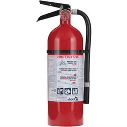 3 Pack Of Kidde 21005779 Pro 210 Fire Extinguisher, ABC, 160