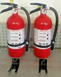 Fire Extinguisher ABC Dry Chemical DISPOSABLE KIDDE 2A10BC T