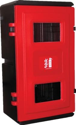 Fire Extinguisher Cabinet, 20 or 30 lb