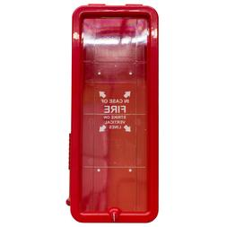 6 PK - 5 lb FireTech Fire Extinguisher Cabinets Indoor/Outdo