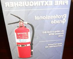 Fire Extinguisher heavy duty for home & business