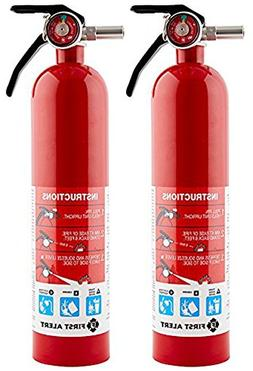 First Alert Rechargable Standard Home Fire Extinguisher