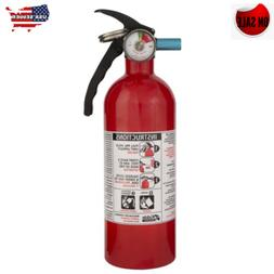Kidde 21006287MTL 2 lb BC Automotive FX II Extinguisher w/