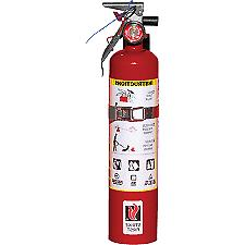 2.5 lb Fire Extinguisher ABC Dry Chemical Rechargeable DOT V