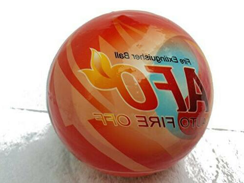 afo fire extinguisher ball self activation auto