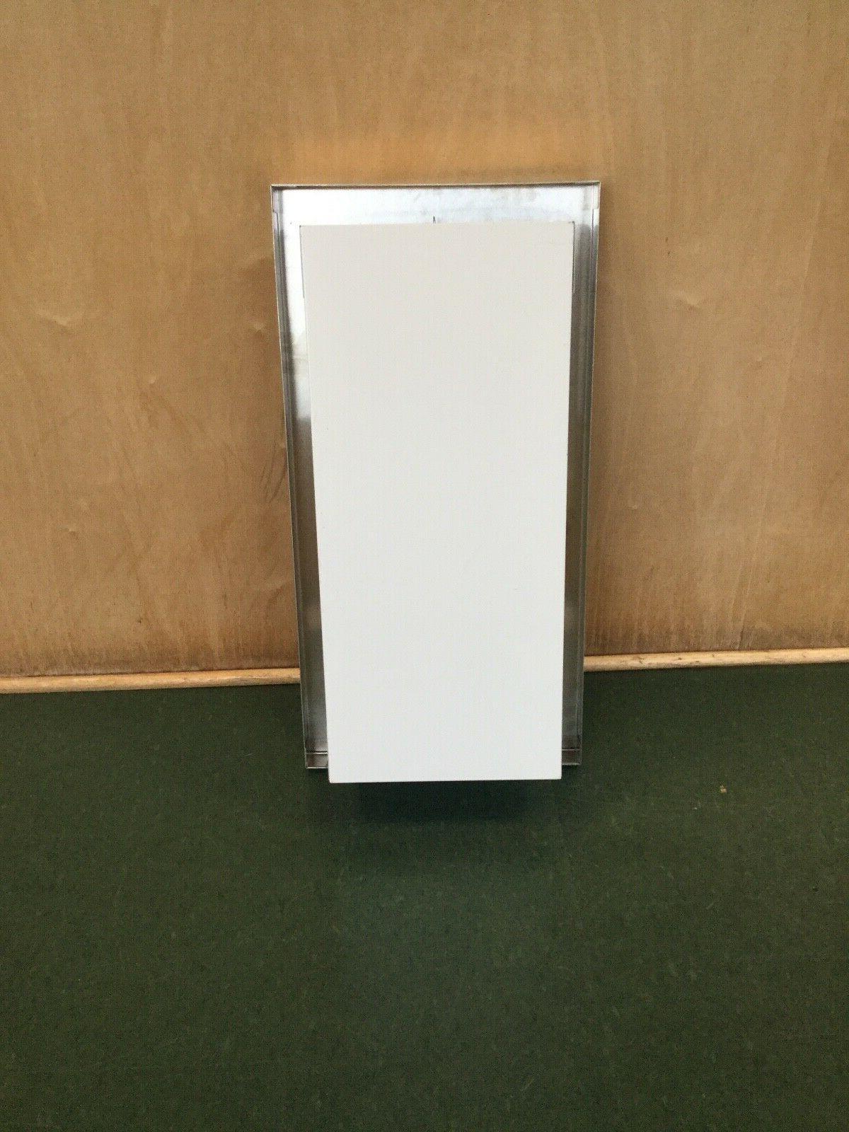 C1036G17 STAINLESS STEEL CABINET