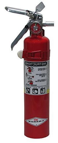 Amerex Dry Chemical Fire Extinguisher - B417T - 2.5 Pounds,