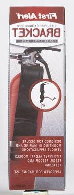 First Alert FIAFE1A10GO - Fire Extinguisher, For Wood/Paper/