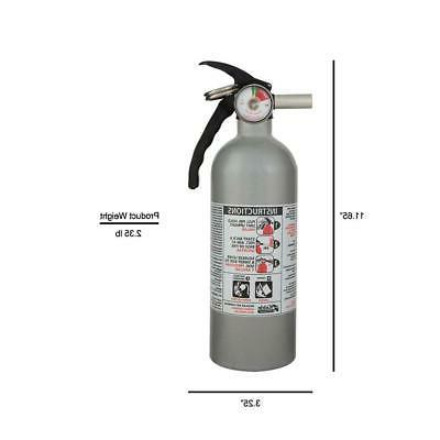 Fire Truck Dry Electrical Safety Kidde B:C