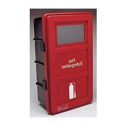 Allegro Fire Extinguisher Wall Case, Large 3100