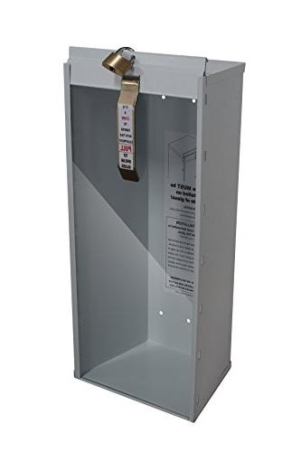 Buddy Products Industrial Grade Fire Extinguisher Cabinet