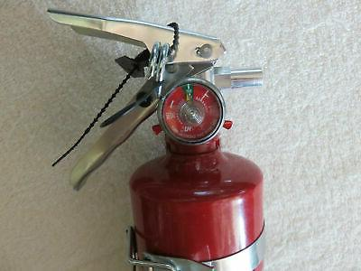 NEW 2020 2 1/2-lb FIRE EXTINGUISHER WITH