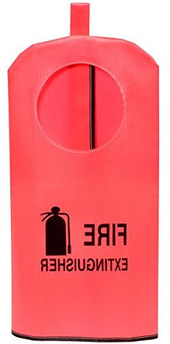 STEINER XT8WG Fire Extinguisher Cover w/Window, 15-30lb