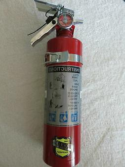 "NEW 2020 ""BUCKEYE"" 2 1/2-lb ABC FIRE EXTINGUISHER WITH VEHIC"