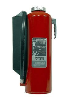New Ansul Red Line 30# Fire Extinguishers - Model I-A-30-G-1