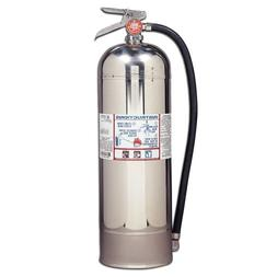 ProPlus 2.5 W H2O Fire Extinguisher  2.5gal  20.86lb  2-A