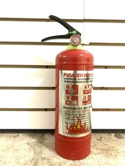 fire extinguisher 2kg rechargeble emergency home car