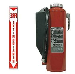 Ansul Red Line 20 lb ABC Extinguisher w/Wall Hook, Tagged, R