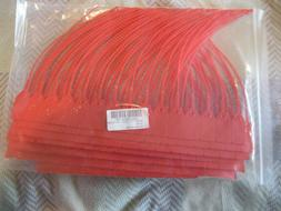 Red Pull-Tite Security Seal  - X001MGST5F - NEW IN PACKAGE