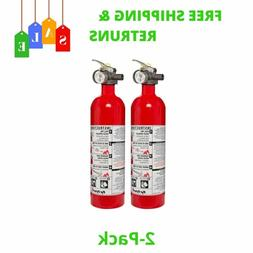 small emergency disposable recreational fire extinguisher ra