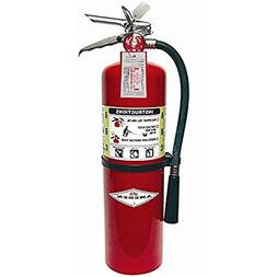 Amerex 10 Pound Stored Pressure ABC Dry Chemical 4A:80B:C St