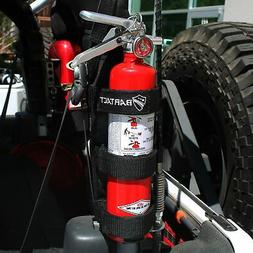 Bartact TAOFEH - Roll Bar Fire Extinguisher Holder steel bra