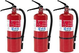 First Alert vXkBrE FE3A40GR Heavy Duty Plus Fire Extinguishe